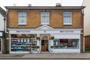 Body Matters Shop Front