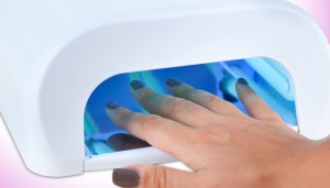 Uv lamp for nails