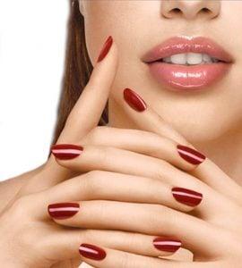 gelish nails gift vouchers